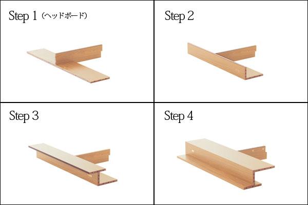 組立Step1~4