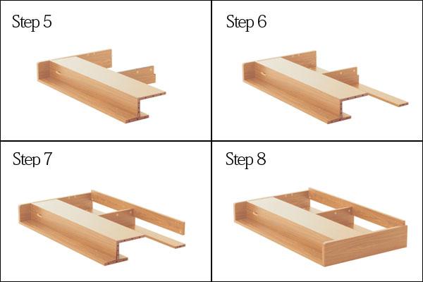 組立Step5~8