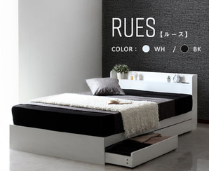 RUES【ルース】ベッドフレーム