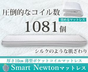 Smart Newton【スマートニュートン】マットレス